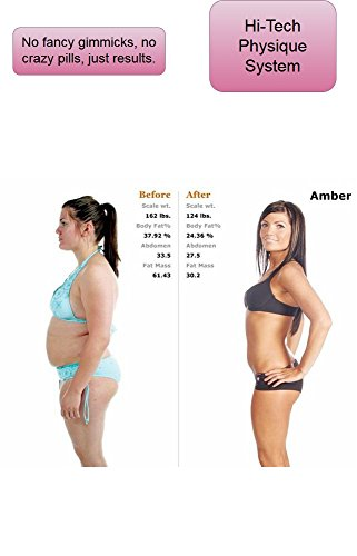 Hi-Tech Physique System: Built for those looking to lose weigh of any level, and get in the top 10% of Physiques.