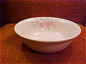 (Pfaltzgraff Tea Rose Round Vegetable Serving Bowl)