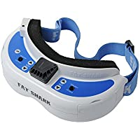 Fat Shark 1063 Dominator V3 Goggles Headset WVGA