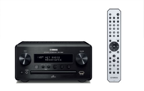 Yamaha CRX N560BL Micro Component product image