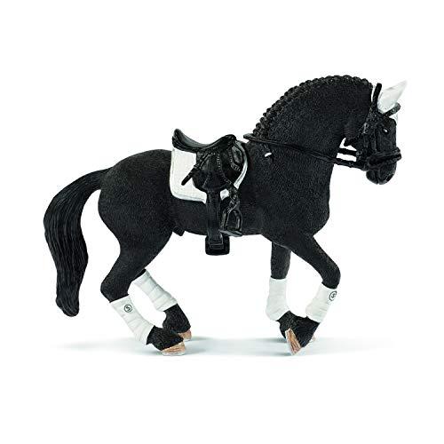 - Schleich 42457 Frisian Stallion Riding Tournament