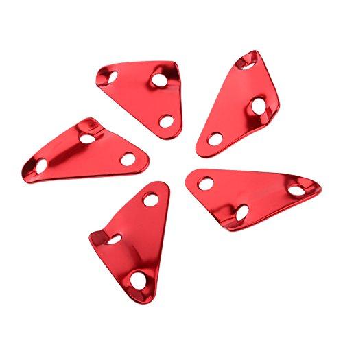 5 점텐트 풍로프 버클3개혈 디자인 알루미늄제for아웃도어 캠프(빅사이즈)