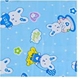 ANQIWA Baby & Toddler Waterproof Mattress Bed Protector Baby Changing Pad Diaper Changing Mat for Cribs,stroller, Cradle & outdoor (Extra Large, Blue)