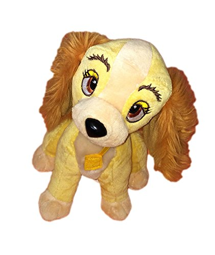 Lady and the Tramp Lady Plush (Lady And The Tramp Characters Siamese Cats)