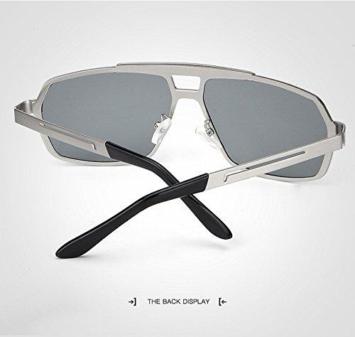 Hombres Sol GP polarizadas Conducción Baianf Golden Fresco Gun Gafas Color Gunes Tan Gafas Hombres Gafas Moto con de polarizadoras para Casual Gozlogo 78w5Uwx