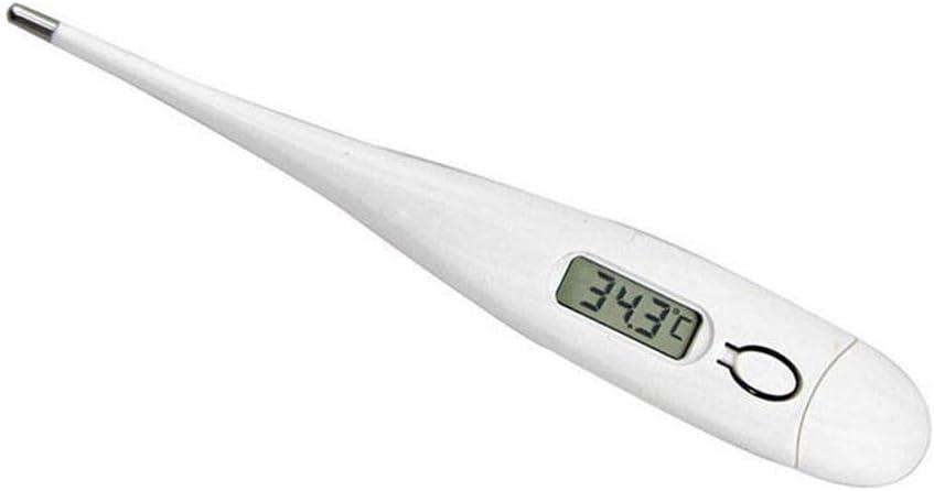 Bodbii Startseite Menschen Erwachsener Baby Body Elektronische Thermometer Digital-LCD-Display-Fieber-Hitze Temperaturmessger/ät