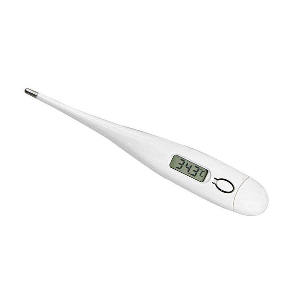 Zerama Home Human Adult Baby Body Electronic Thermometer Digital LCD Display Fever Heat Temperature Meter