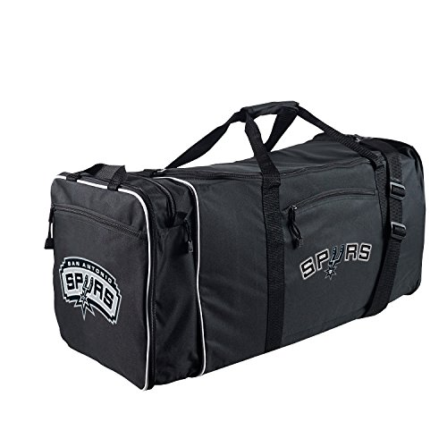 fan products of Officially Licensed NBA San Antonio Spurs Steal Duffel Bag