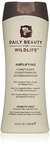 FHI Brands Daily Beauty for Wildlife Amplifying Conditioner, 13.5 fl. oz.