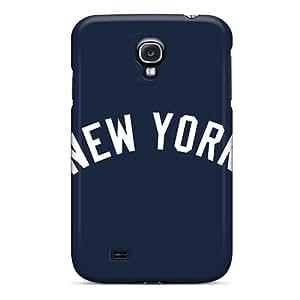 Tpu GG Fan Shockproof Scratcheproof Baseball New York Yankees 2 Hard Case Cover For Galaxy S4