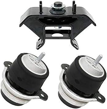 K2238 Front Motor/&Trans Mount Set 4PCS For Kia Sorento 2.4L 3.5L 2011-2013 2WD