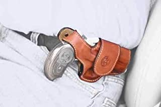product image for Bond Arms Cross Draw Driving Holster Cross Draw Driving Holster Size BAH-DT-350-TNRBT Holster, Tan