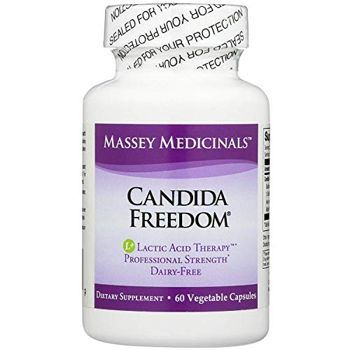 Massey Medicinals Candida Freedom product image