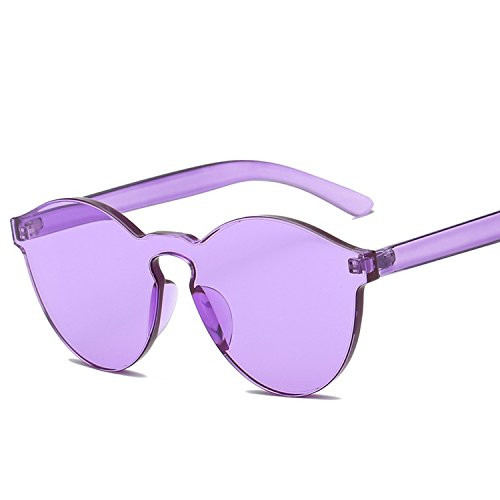 Ablaze-Jin sunglasses men and women candy fashion sunglasses personality metal frame sunglasses