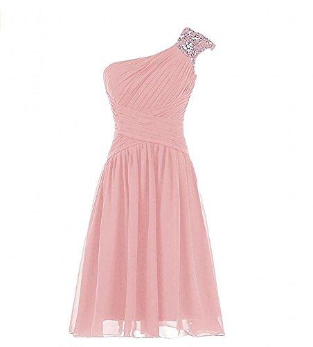 KA Beauty - Vestido - para mujer Rubor