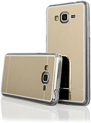 Funda de silicona Mirror Espejo Para LG K4 LTE k120e k130e LG K4 ...
