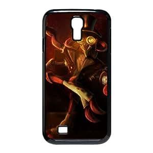 Cho'Gath Samsung Galaxy S4 9500 Cell Phone Case Black DIY Gift pxf005-3626100