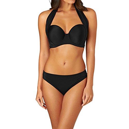 donna catenella bikini 3872 Black nbsp;reggiseno da preformato Freya Deco F0xpXqwCq7