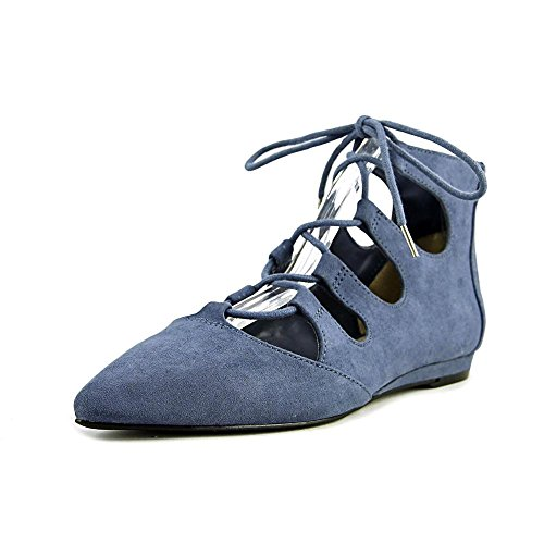 Strap Flats Fabric Pointed Ballet Womens Lasso Toe Moonlight III Bar Ankle Twzt0x