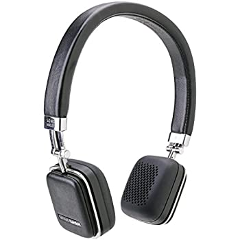 Harman Kardon SOHO Black Premium, On-Ear Headset with Bluetooth Connectivity and Touch Control