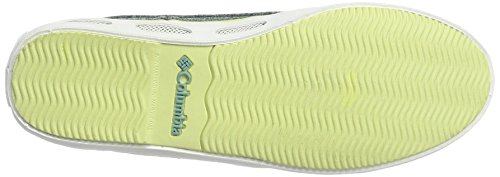 Damen Fitnessschuhe VULC Lace Columbia Yellow Outdoor Heathered Türkis Spring Vent 341 N Iceberg STxwwqna