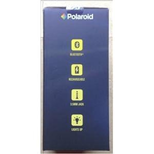 Polaroid Wireless Dancing Water Speakers