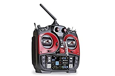 5. Graupner MZ-24 Pro 12 Channel Remote Control Radio