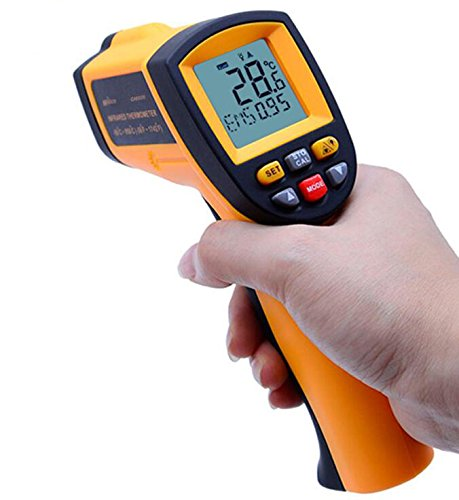 Benetech Digital Thermometer Non Contact Infrared Thermometer Temperature Ir Thermometer Industrial Gm320~Gm900 GM900