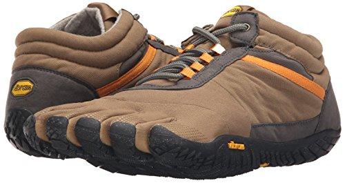 Fivefingers Pour Air Multisports Kaki Plein Vibram De Orange Hommes Isoles Chaussures ap0Yn