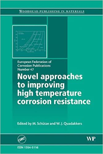 Novel Approaches to the Improvement of High Temperature Corrosion Resistance (EFC)