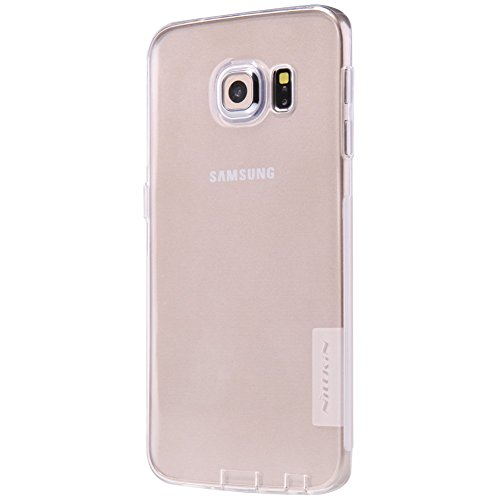 Nillkin Nature TPU Case For Samsung Galaxy S6 Edge White