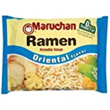 Maruchan Ramen, Oriental, 3-Ounce Packages (Pack of 24)