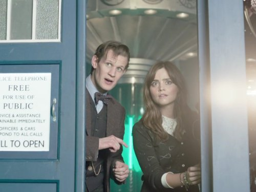 The Time of the Doctor (Christmas Dr)