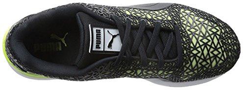 PUMA Mens Xs500 Tk Fade Black/Sharp Green Ot3CBhiqO9