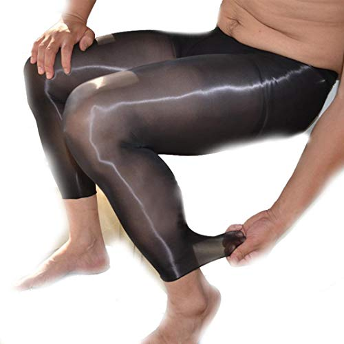 Lingerie for Mens Usstore Bodysuit Pantyhose Nylon