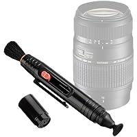DURAGADGET Double Ended Anti-Static Lens Brush Cleaner Pen for Tamron AF 70-300mm F/4-5.6 Di LD Macro 1:2 Nikon+Motor