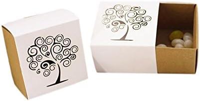 332PageAnn Juego De 50 Cartones Decorativos para Cajas De Bodas ...
