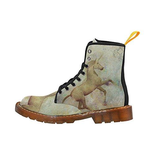 LEINTEREST Cool Unicorn Martin Boots Fashion Shoes For Women zfW8y