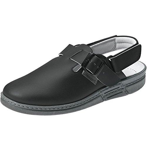 Abeba 7209–�?5The Original Schuh Blitzschuh, schwarz, 7209-38