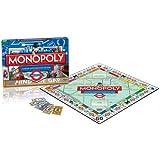 WINNING MOVES MONOPOLY: LONDON UNDERGROUND