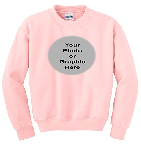 custom-your-picture-or-graphic-in-landscape-oval-shape-on-sweatshirt-youth-x-large-18-20-light-pink
