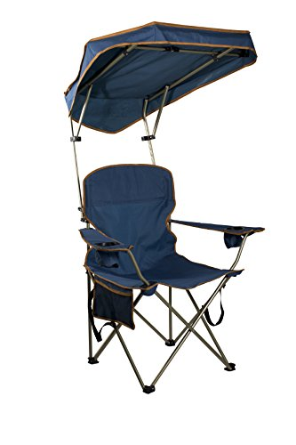 Quik Shade MAX Shade Camp Chair - Navy