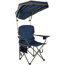 Quik Shade MAX Shade Camp Chair - Navy