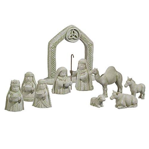 Grasslands Road Gr Celtic Miniature Nativity Set
