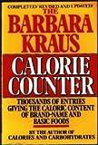 The Barbara Kraus Calorie Counter, Barbara Kraus, 0399512225