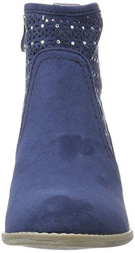 Marco Tozzi25400 - botas Mujer Azul (Ocean Comb 896)