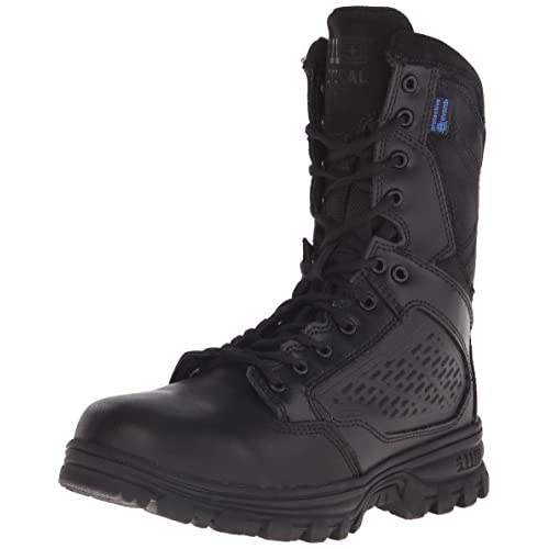 5.11 Tactical Evo 8 Waterproof Side Zip Military Boots