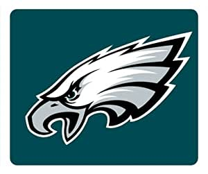 NFL Philadelphia Eagles Team Logo Rectangle mouse pad by atmyshop Your Best Choice