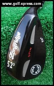 LONGRIDGE Golf - Gun Metal Feel 56* Degree with 16 Bounce ...