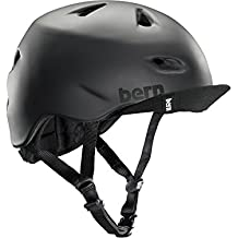 Bern Unlimited Brentwood Summer Helmet with Flip Visor